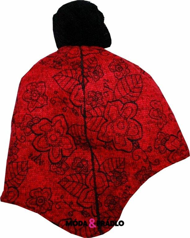 Zimní čepice RDX 3455 - červená - moda-pradlo.cz 39e6a3fbcc