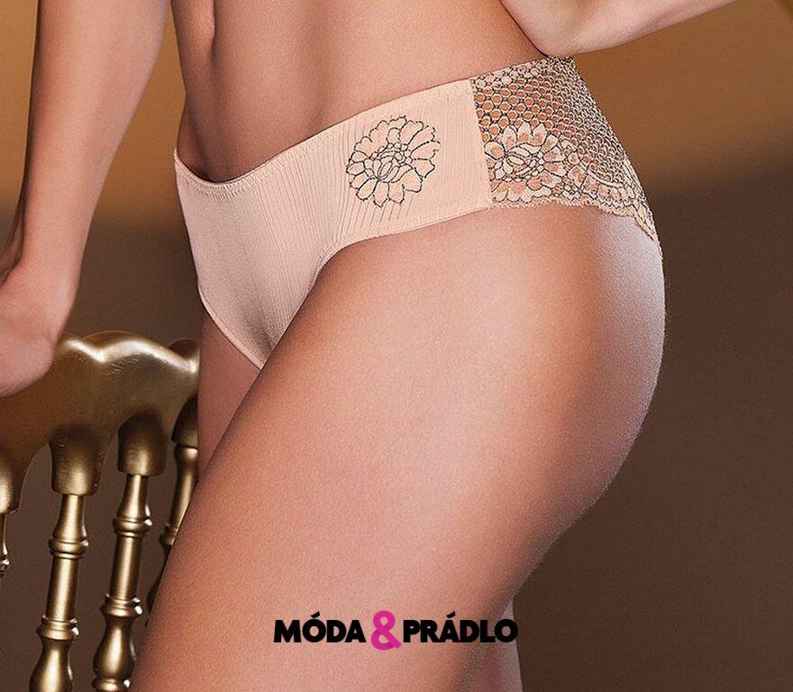 1ebb9a874 Dámské brazilky Leilieve 5456 pudr - moda-pradlo.cz