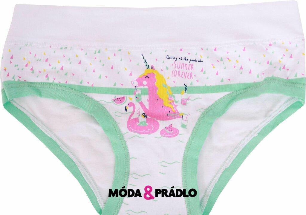 Dívčí kalhotky Emy Bimba s jednorožcem B 1739 - moda-pradlo.cz 7446dc1152