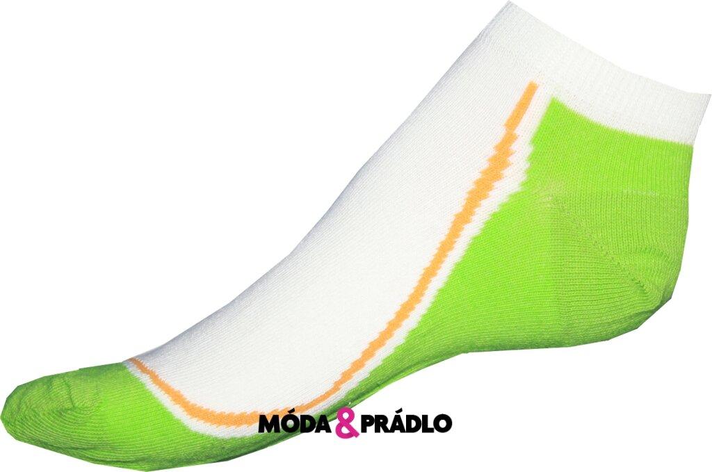 Ponožky Hoza H2006 zelená - moda-pradlo.cz fdf4ab79ec