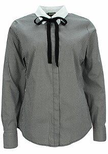 Dámská košile s puntíkem Kenny S. 857774 černobílá 36f0ff7611