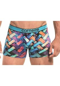 Barevné boxerky Cornette High Emotion 529/01 multicolor