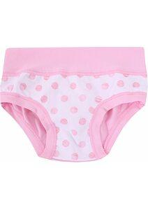 2e4ce4d62fe Dívčí spodní kalhotky Emy Bimba B1817 sv.růžová