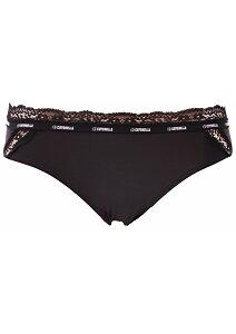 5173ed58af3 Bokové kalhotky s krajkou Cotonella 616 černé