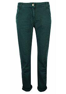 Kalhoty slim fit pro ženy Kenny S. Stella 025709 petrol b7e0675af5