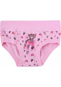 877cfee2108 Dívčí spodní kalhotky Emy Bimba B1845 pink