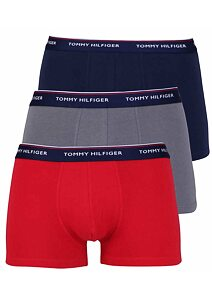 Boxerky Tommy Hilfiger Cotton Stretch 3 pack 026
