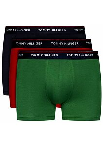 Boxerky Tommy Hilfiger Cotton Stretch 3 pack 0SM