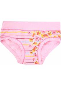 8ff290b1fb4 Dívčí spodní kalhotky Emy Bimba B1798 sv.růžová