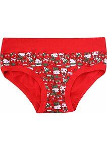 f456a5958c6 Dívčí spodní kalhotky Emy Bimba RB 200 červené