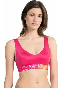 Calvin Klein Bralette Bold Accents QF4936E pink