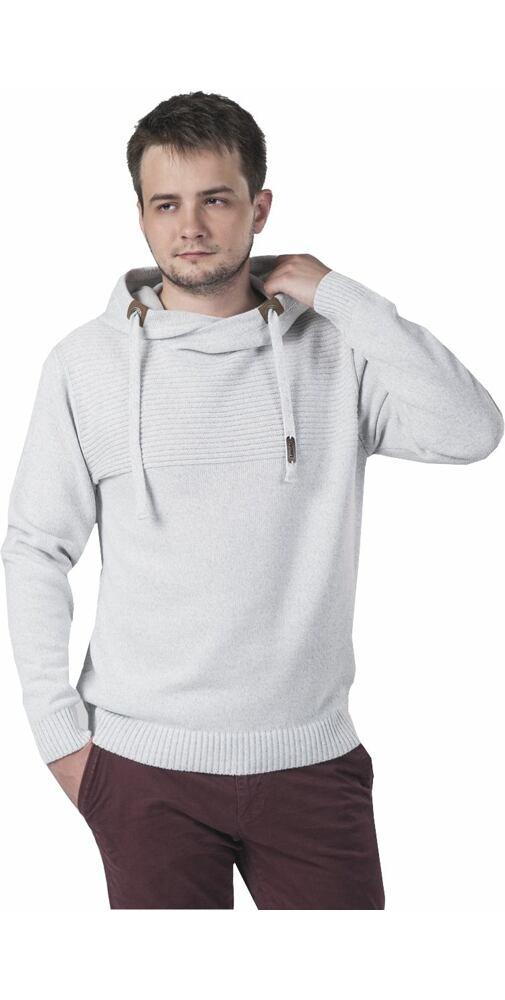 Pánský svetr Lasota Jordan sv.šedý - moda-pradlo.cz 24c8aa8786